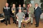 Fahrt zum Sängertreffen nach Innsbruck zum Heim am TIVOLI