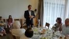 Sommer Langschläferfrühstück mit dem Hr. Bürgermeister der Stadt Schwaz Dr. Hans Lintner