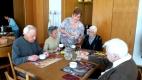 Gemeinsamer Mittagstisch im Haus der Generationen