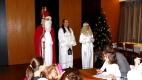 Der HL. Nikolaus besucht das Haus der Generationen