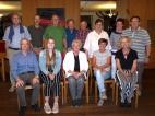 DANKE-Essen für die ehrenamtlichen Mitarbeiter und Mitarbeiterinnen vom Haus der Generationen