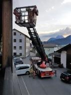 Große Feuerwehrprobe im Haus der Generationen