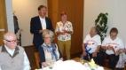 Sommerfrühstück mit unserem Hr. Bürgermeister Dr. Hans Lintner