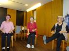 Fortbildungsveranstaltung im Haus der Generationen für TANZ und BEWEGUNG mit Mobilitätseingeschränkten Personen