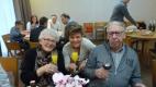 Goldene Hochzeit im Haus der Generationen