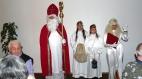Besuch vom HL Nikolaus
