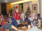 Der Heilige Nikolaus zu Besuch im Haus der Generationen