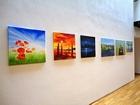 Ausstellungseröffnung together im Haus der Generationen - Betreutes Wohnen - 1. Stock