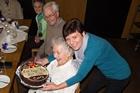 90igster Geburtstag von Fr. Pia Auer