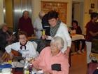 Besuch der Falkensteinerin Fr. Lisi Brunner in ihrem neuen Daheim