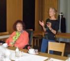 Sommerkaffeetratsch im Haus der Generationen mit Fr. Uli Sallaberger