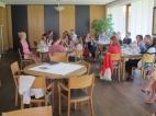 Besuch der Teilnehmer des Europäischen Forums Alpbach (