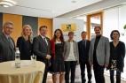 Besuch des LH Günther Platter im Haus der Generationen Schwaz